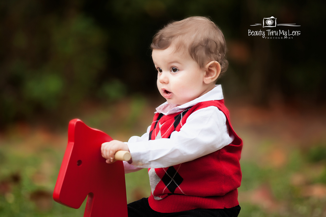 Christmas Session/ Tampa Children's Photographer