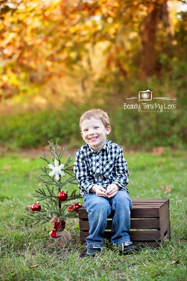Family Christmas Session/ Tampa Photographer