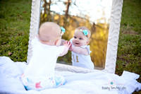 6 Months Baby Girl Session/ Tampa Children's Photographer