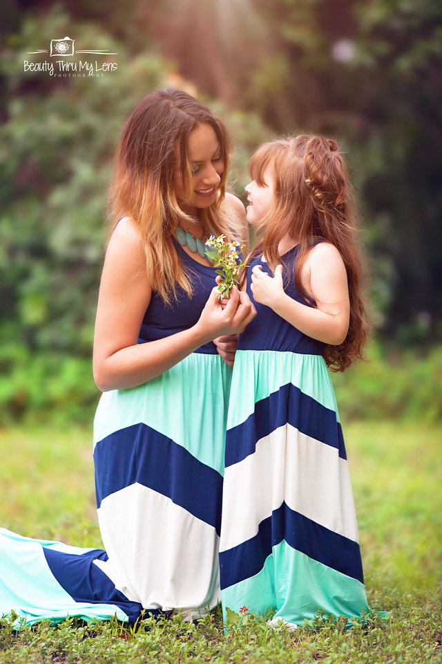 Mommy and Me Mini Session/Tampa Photographer