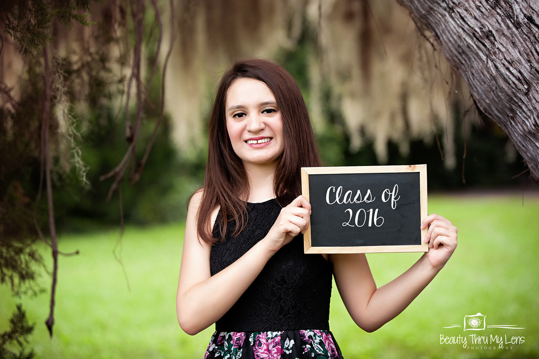 Tampa Photographer/2016 Senior