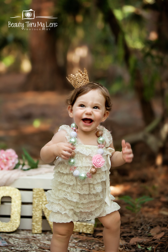 First Birthday Session/ Tampa Photographer